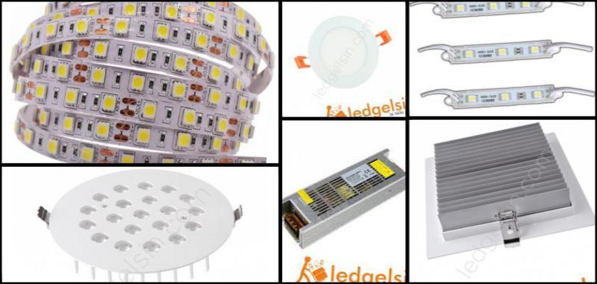 Kullanım Alanlarına Göre Şerit Led Işık Renkleri Nasıl Olmalı?