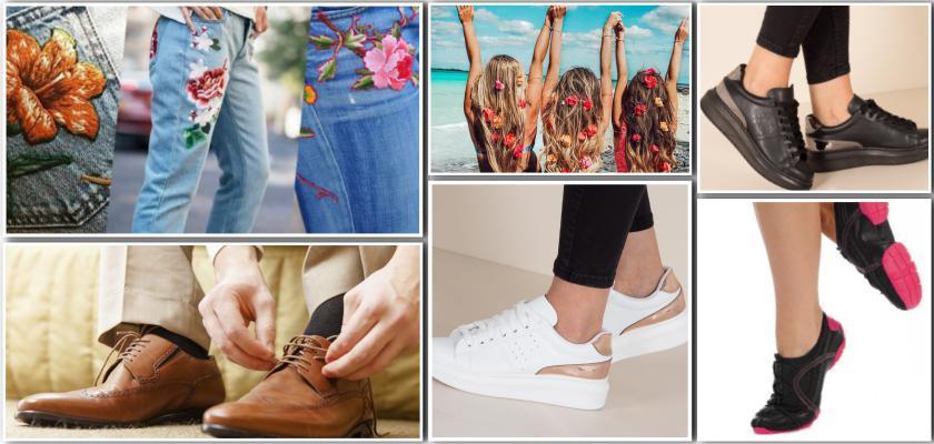 Rahat Günlük Ayakkabı Modelleri