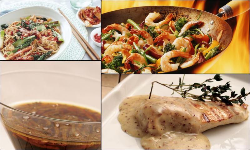 Çin Mutfağında Kullanılan Pişirme Sosları