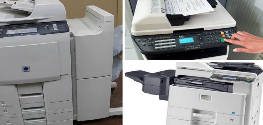 Fotokopi Makinesi ve Yazıcı Kiralama Paketleri