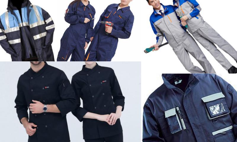 İş Güvenliğine Uygun İş Kıyafetleri