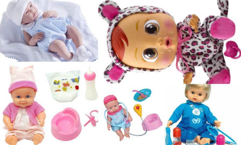 Oyuncak Bebekler Neden Çok Seviliyor?