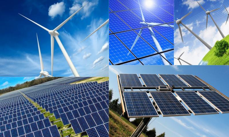 Güneş Enerjili Şarj İstasyonları