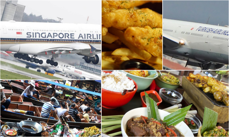 Yurt Dışı Uçak Bileti